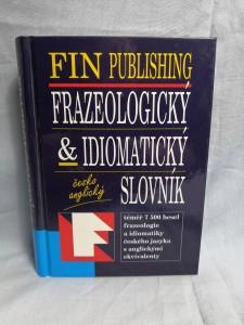 náhled knihy - Česko-anglický frazeologický & idiomatický slovník