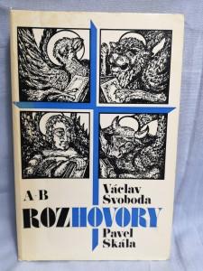 náhled knihy - Rozhovory o evangeliích Cyklus A-B