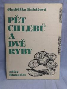 náhled knihy - Pět chlebů a dvě ryby