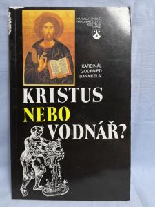 náhled knihy - Kristus nebo Vodnář? : pastýřský list