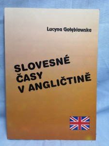 náhled knihy - Slovesné časy v angličtině