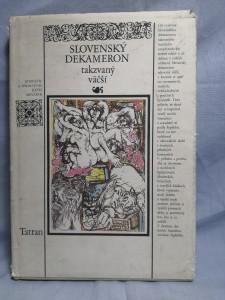 náhled knihy - Slovenský dekameron takzvaný väčší