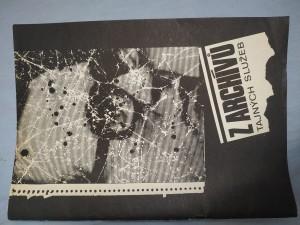 náhled knihy - Z archívů tajných služeb : Výběr z materiálů zahr. publicistů
