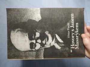 náhled knihy - Hovory s Janem Masarykem