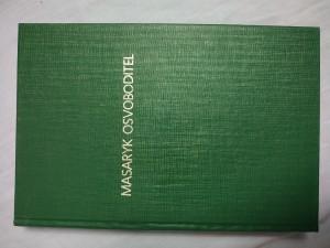 náhled knihy - Masaryk Osvoboditel: sborník