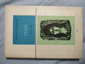 náhled knihy - Verše : výbor z let 1948-1958
