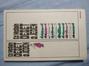 náhled knihy - Deset a jeden