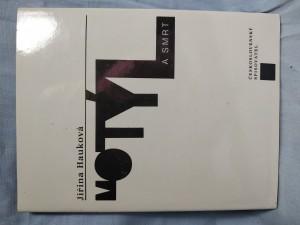 náhled knihy - Motýl a smrt : (1970-1975) : [básně]