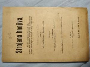 náhled knihy - Strojená hnojiva