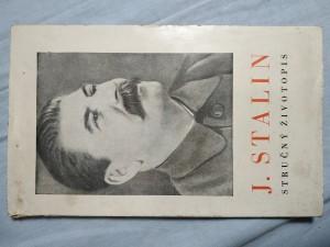 náhled knihy - J. Stalin : Stručný životopis