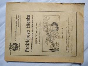 náhled knihy - Praizlerova čítanka o účelném pěstování ovocného stromoví