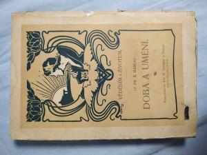 náhled knihy - Doba a umění