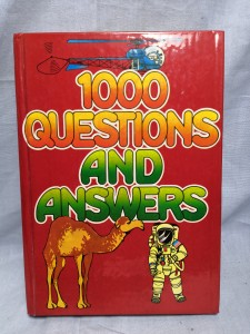 náhled knihy - 1000 questions and answers