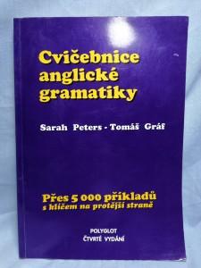 náhled knihy - Cvičebnice anglické gramatiky : přes 5000 příkladů s klíčem na protější straně