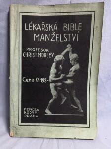 náhled knihy - Lékařská bible manželství
