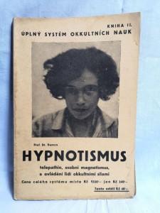 náhled knihy - hypnotismus