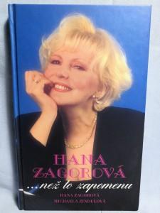 náhled knihy - Hana Zagorová : -- než to zapomenu