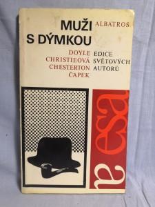 náhled knihy - Muži s dýmkou : výběr detektivních povídek