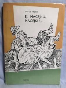 náhled knihy - Ej, Macejku, Macejku ...