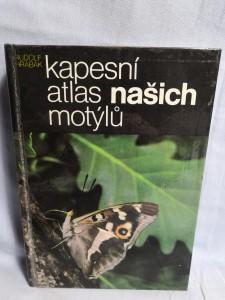 náhled knihy - Kapesní atlas našich motýlů