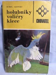 náhled knihy - Holubníky - voliéry - klece