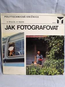 náhled knihy - Jak fotografovat