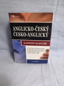 náhled knihy - Anglicko-český, česko-anglický kapesní slovník Česko-anglický, anglicko-český kapesní slovník Anglicko-český, česko-anglický kapesní slovník --pro každéh
