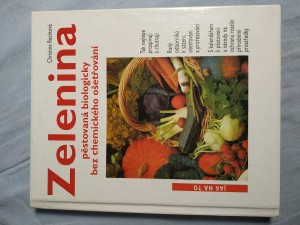 náhled knihy - Zelenina pěstovaná biologicky bez chemického ošetření