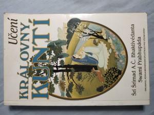 náhled knihy - Učení královny Kuntí : na cestě ke Kršnovi