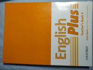 náhled knihy - English Plus teacher's book