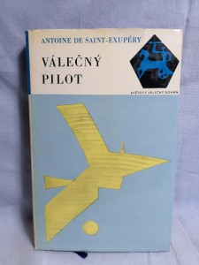 náhled knihy - Válečný pilot