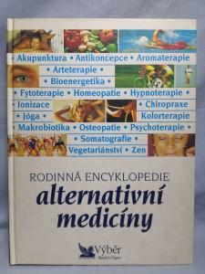 náhled knihy - Rodinná encyklopedie alternativní medicíny