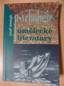 náhled knihy - Psychologie umělecké literatury : k problematice a metodologii nové interdisciplíny