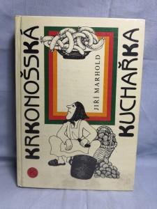 náhled knihy - Krkonošská kuchařka