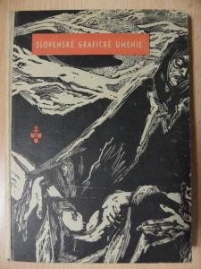 náhled knihy - Slovenské grafické umenie