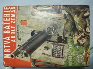 náhled knihy - Mrtvá baterie: legionářská trilogie Osvoboditelé