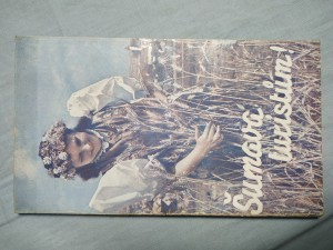 náhled knihy - Šumava turistům a lyžařům