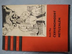 náhled knihy - Červenomodrý Metuzalém