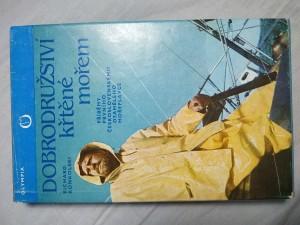 náhled knihy - Dobrodružství křtěné mořem : Příběhy prvního čs. osamělého mořeplavce