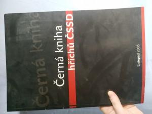 náhled knihy - Černá kniha hříchů ČSSD