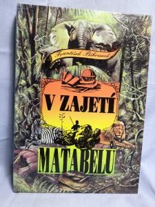náhled knihy - V zajetí Matabelů
