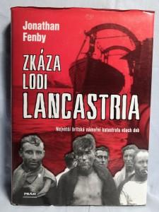 náhled knihy - Zkáza lodi Lancastria : největší britská námořní katastrofa všech dob