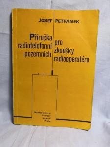 náhled knihy - Příručka pro radiotelefonní zkoušky pozemních radiooperátorů