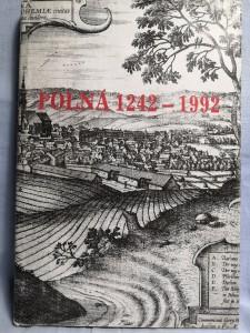 náhled knihy - Polná 1242-1992