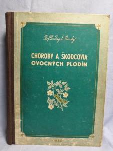 náhled knihy - Choroby a škodcovia ovocných plodín