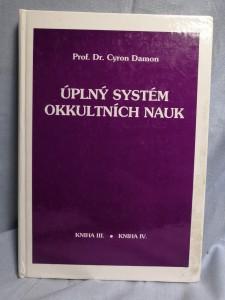 náhled knihy - Úplný systém okkultních nauk, Kniha III. Kniha IV.