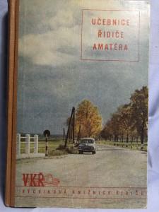 náhled knihy - Učebnice řidiče amatéra