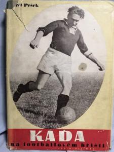 náhled knihy - Káďa na footballovém hřišti
