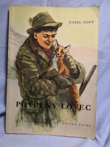náhled knihy - Potulný lovec : román z lišákova života