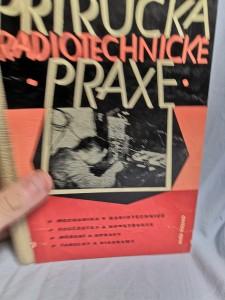 náhled knihy - Příručka radiotechnické praxe